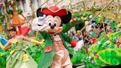 Festival of Pirates and Princesses Begins at Disneyland Paris