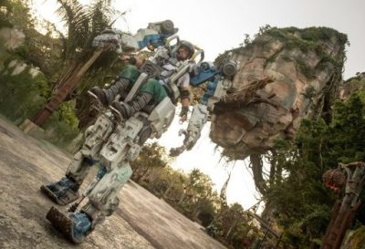 The Pandora Conservation Initiative Utility Suit Coming to Pandora – The World of Avatar