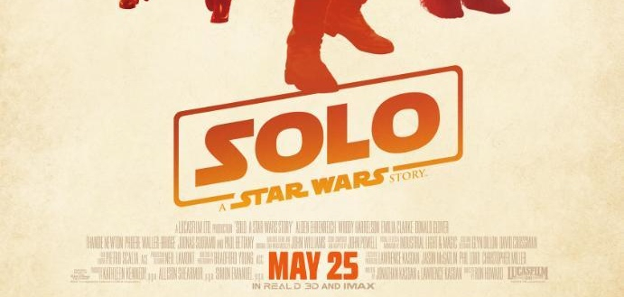 Solo: A Star Wars Story Official New Trailer and Poster