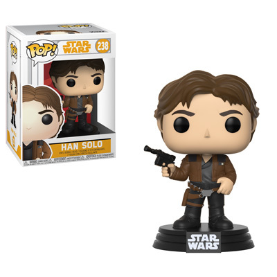 Solo: A Star Wars Story Funko Merchandise Coming Soon