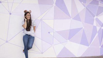 New 'Purple Wall' Unveiled in Tomorrowland at Magic Kingdom