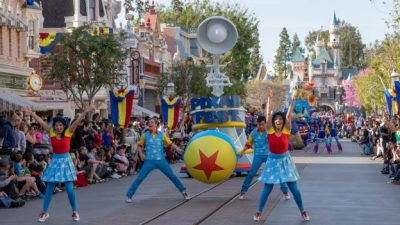 Things You Didn't Know About 'Pixar Play Parade' and 'Paint the Night' at the Disneyland Resort