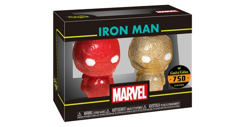 Red & Gold Iron Man Hikari XS!