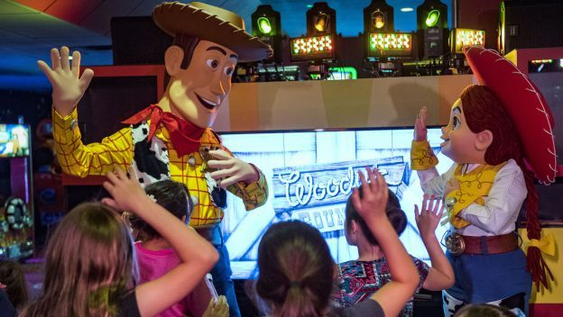 Pixar Play Zone Opens at Disney's Contemporary Resort