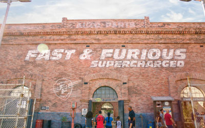 Fast & Furious Supercharged is Now Open at Universal Orlando