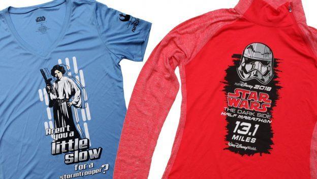 runDisney 2018 Star Wars Half Marathon – The Dark Side Merchandise