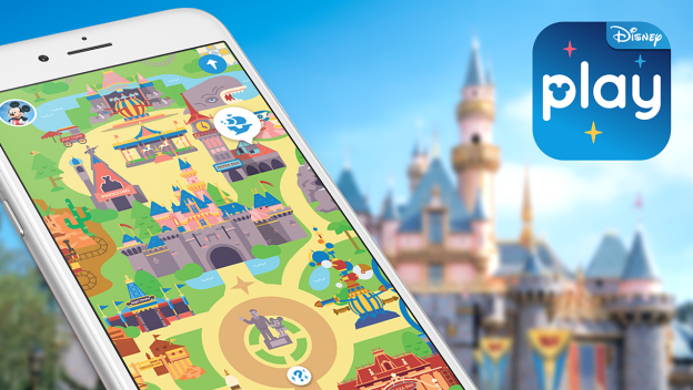 All-New Play Disney Parks App Coming to Disneyland and Walt Disney World Resorts This Summer