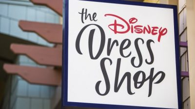 The Disney Dress Shop Now Open at Downtown Disney District