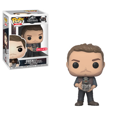 Jurassic World: Fallen Kingdom Pop!