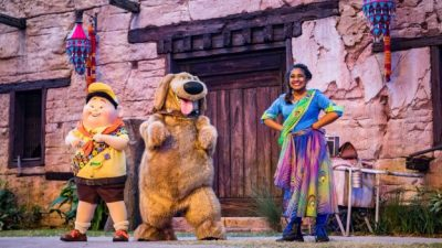 'UP! A Great Bird Adventure' Debuts Today at Disney's Animal Kingdom