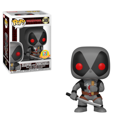 Deadpool Pop! Exclusives! Coming Soon