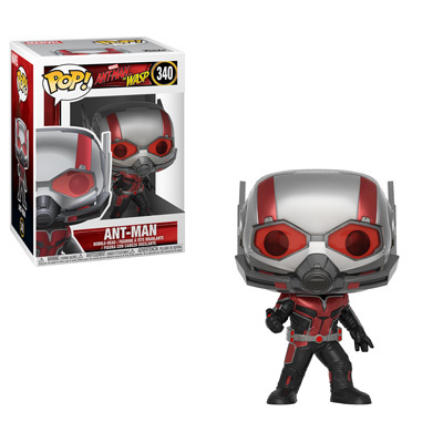 Ant-Man and the Wasp! Funko Merch