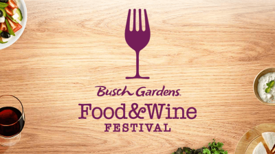 Final Weekend for Food & Wine Festival at Busch Gardens