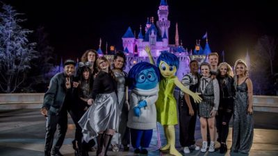 'American Idol' Top 10 Contestants Perform at Disneyland