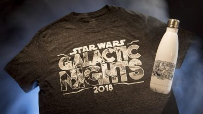 Exclusive Merchandise and Special Appearances Coming to Star Wars: Galactic Nights