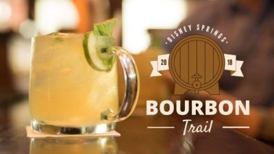 New Bourbon Trail at Disney Springs