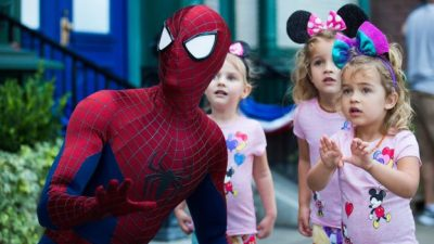 Super Heroes Now Assembling at Disney California Adventure