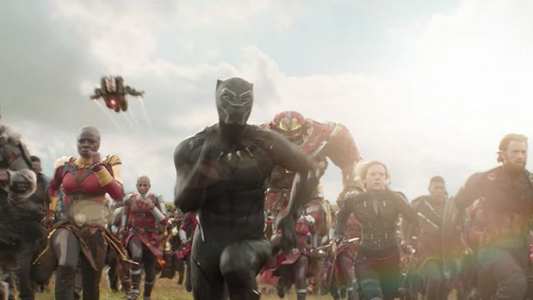 'Avengers: Infinity War' Box Office is Full of Broken Records