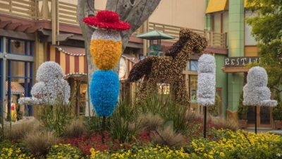 Pixar-Themed Surprises Sprouting Up for Pixar Fest at Downtown Disney District