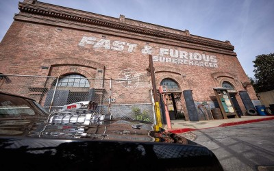 Exclusive Fast & Furious - Supercharged Live Stream