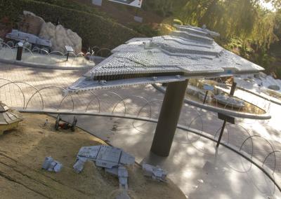 LEGOLAND Florida Resort Set to Unveil Massive LEGO Star Wars: The Force Awakens MINILAND Model Displ