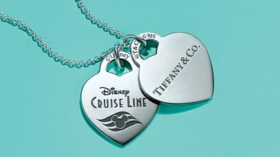 Exclusive Tiffany & Co. Jewelry Unveiled on the Disney Fantasy