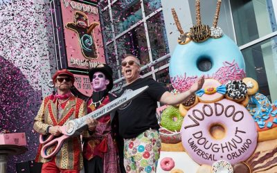 Voodoo Doughnut is Now Officially Open at Universal Orlando
