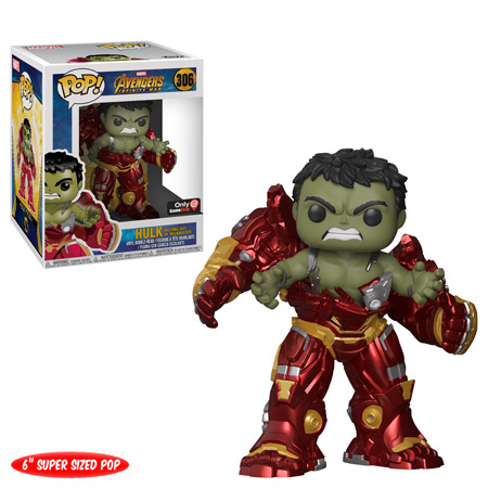 More Marvel: Avengers: Infinity War Funko Merchandise