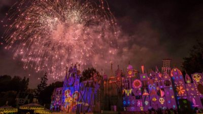 'Together Forever – A Pixar Nighttime Spectacular' Fireworks From Everywhere at Disneyland
