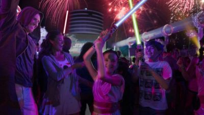 Discover the Power of the Force During Star Wars Day at Sea