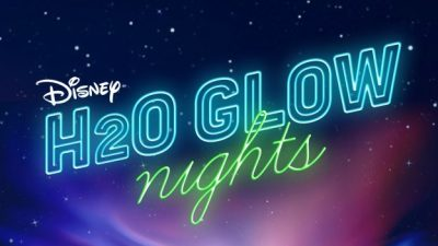 New Concept Art of Disney H2O Glow Nights