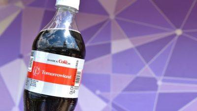 New Share a Coke Promo Bottles at Disney Parks