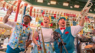 Musical Fun of Pixar Fest at the Disneyland Resort