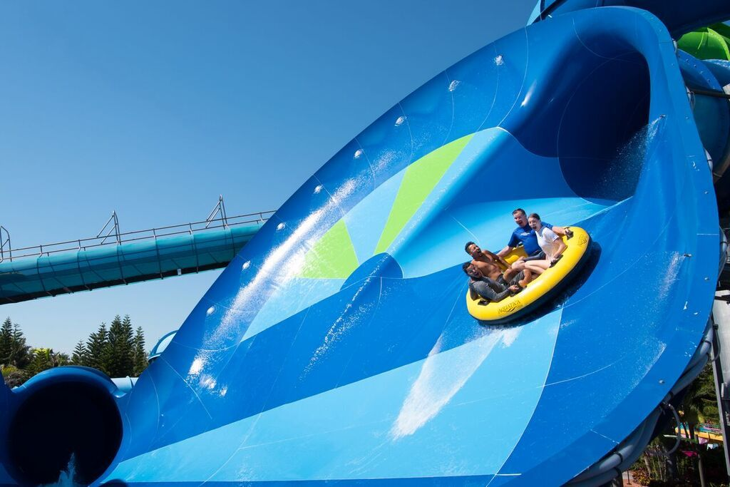 Aquatica Orlando's Ray Rush Now Open