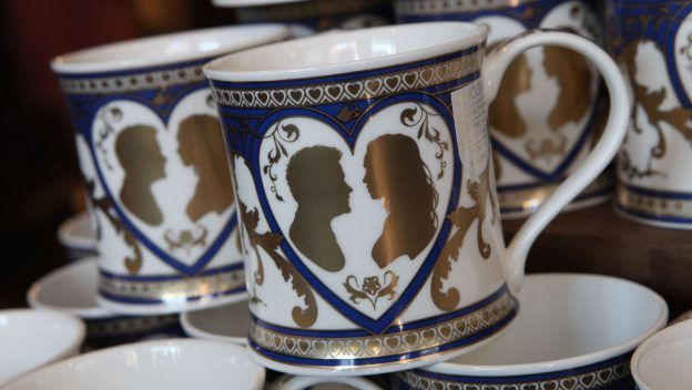 Royal Wedding-Inspired Merchandise at Epcot