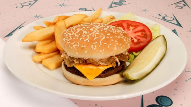 New Menu at Flo's V8 Café at Disney California Adventure