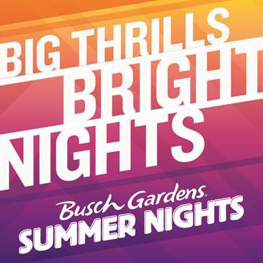 Busch Gardens Tampa Kicks Off Annual Summer Nights Celebration May 25