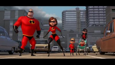 Catch the First Ten Minutes of Incredibles 2 at Disney Parks