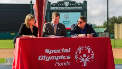 Special Olympics USA Games Coming to Central Florida in 2022