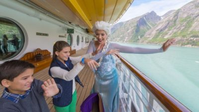Starting Today from Vancouver Take a Disney Cruise to Alaska