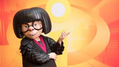 Meet Edna Mode from 'The Incredibles' at Disney Parks This Summer