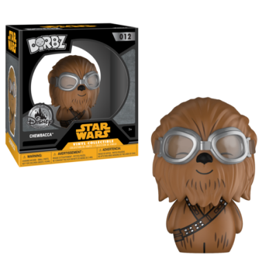 The Disney Store Exclusive Solo: A Star Wars Story Dorbz Coming Soon