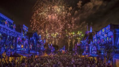 'Together Forever – A Pixar Nighttime Spectacular' Fireworks for Pixar Fest