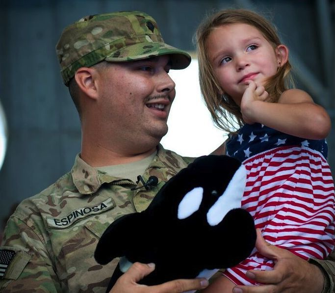 SeaWorld Orlando & Busch Gardens Tampa Offers Free Admission to U.S. Veterans and Familieslies