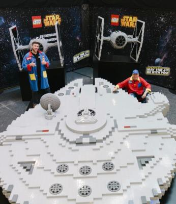 LEGO Store Master Builder Event at Disney Springs