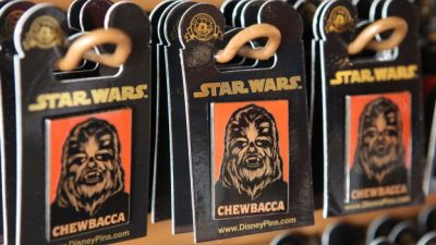 Solo: A Star Wars Story Chewbacca Merchandise at Disney Parks