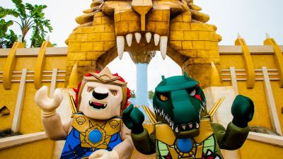 One Last Ride Leads to a New Adventure in 2019 at LEGOLAND Florida