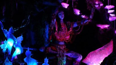 Pandora – The World of Avatar Time Capsule: Imagineers Create the Most Advanced Audio-Animatronic