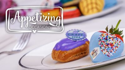 Disneyland Resort Appetizing Occasions: Pixar Fest Edition