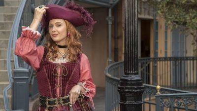 Pirate Redd Premieres June 8 at Disneyland